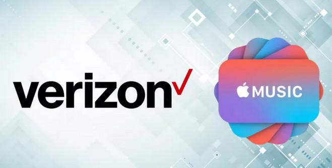 apple music and verizon