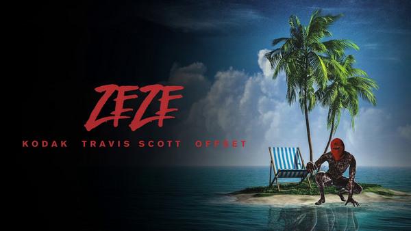 Kodak Black ZEZE MP3 Download