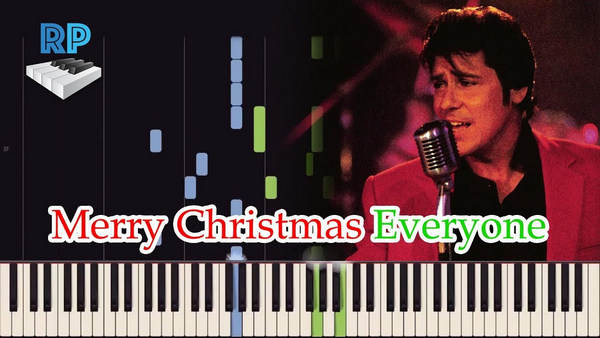 Shakin stevens merry christmas everyone
